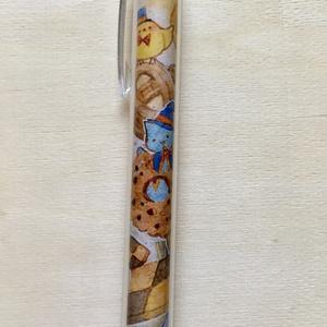 お菓子なボールペン