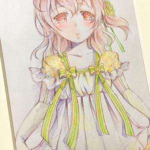 春の原画①