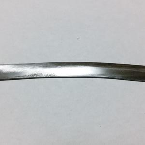 六角レンチ製ミニチュア刀 Type-C 磨き