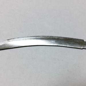YXR7製 ミニチュア打刀
