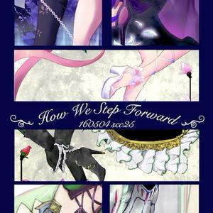 How We Step Forward(ポスカ6枚組)