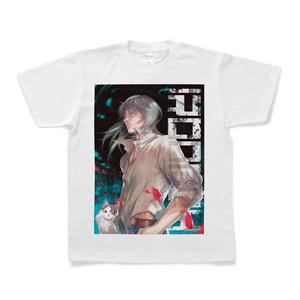 【白色Tシャツ】IRONBOYオリジナルTシャツ:S・M・L・XLサイズ