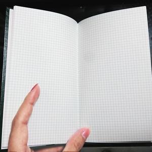 相澤&マイク 箔押し自由手帳
