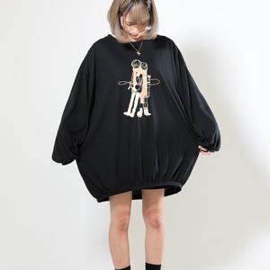 ゆったりバルーンTシャツ※ブラックは5月上旬以降発送予定