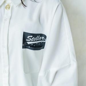 STELLARロングシャツ