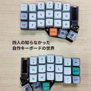 四人の知らなかったキーボードの世界