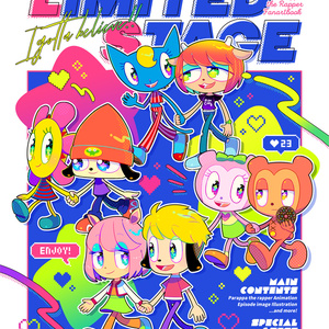 LIMITED STAGE - パラッパラッパーファンアートブック -