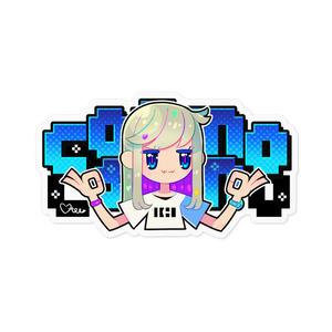NOLgirlsステッカー(COSMO)