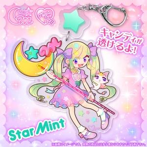 Mystic♡Magicals コラボアクリルキーホルダー 全3種