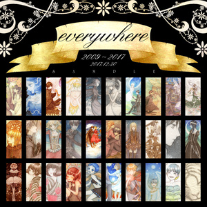 【創作】everywhere