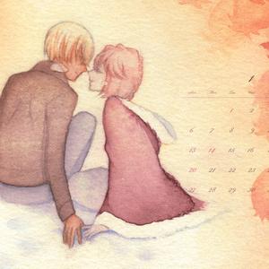 【DC】降志カレンダー2019