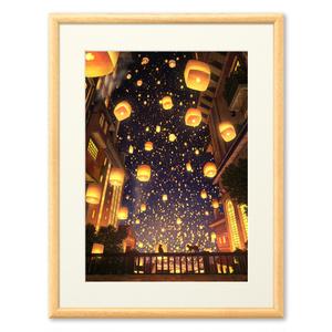 ベネチアンコムローイの夜 複製画