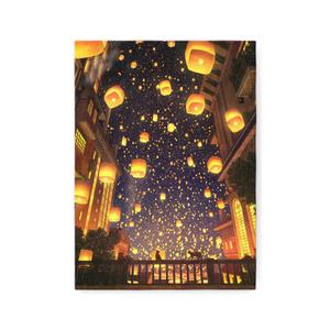 ベネチアンコムローイの夜 キャンバスアート F4号