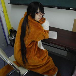01 KIGURUMI=Back_Stage_wolf