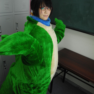 01 Kigurumi=Back_Stage_3 Layer