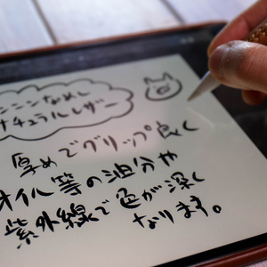 【名入れ無料】本革Apple Pencilグリップカバー【選べる3種】