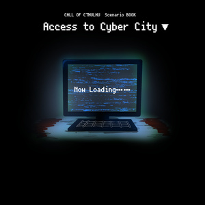 【会場購入者特典】Antique Eagles/Access to Cyber City