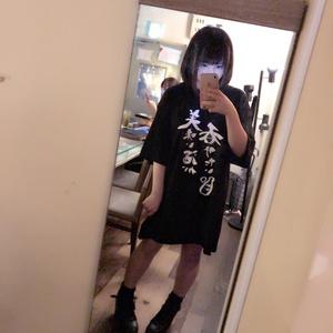 yui*直筆「美味い酒が呑みたい」Tシャツ