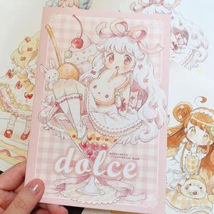 【イラスト本】dolce