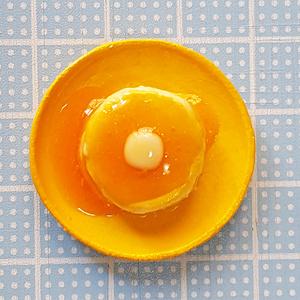 シロップたっぷりホットケーキ(2段)【1/6スケール ミニチュアフード】