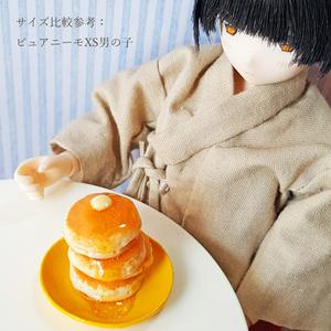 ホットケーキ(5段)【1/6スケール ミニチュアフード】