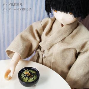 お茶漬け【1/6スケール ミニチュアフード】
