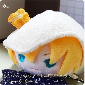 【アクセサリー】シュークリーム(マグネットタイプ)