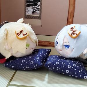 【アクセサリー】お名前入り にゃん食パン1(マグネットタイプ)