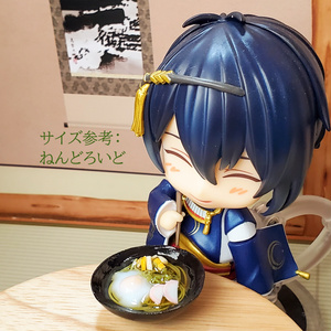 【1/6スケール】茶そば(ミニチュアフード)