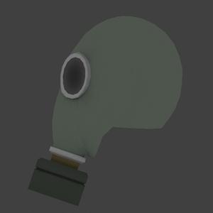 イスラエルらへんのガスマスク