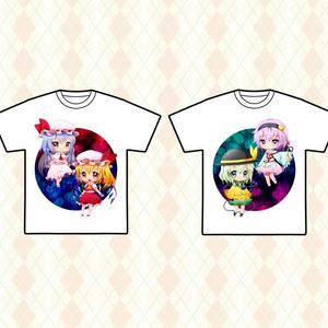 レミフラさとこいTシャツ