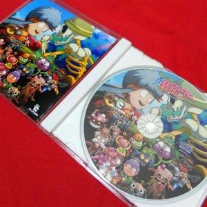 【CDミニアルバム】MUSIC FROM AWAY