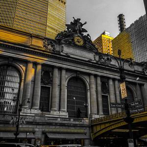 眼鏡&スマホクリーナー/Grand Central駅