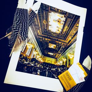 クリアファイル - The memorial room in BF color -
