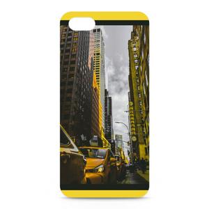 iPhoneケース 背面タイプ BF Taxi Yellow