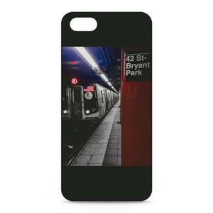 iPhoneケース 背面タイプ Ash Lynx - F train