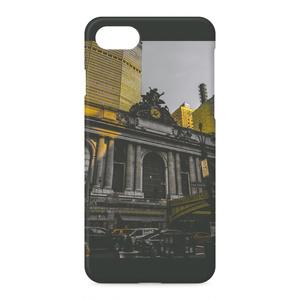 iPhoneケース 背面タイプ Grand Central Station