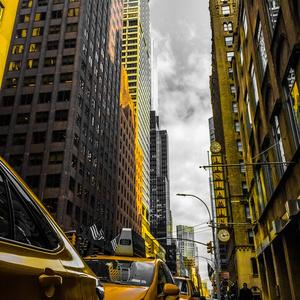 iPhoneケース手帳型 BF Taxi