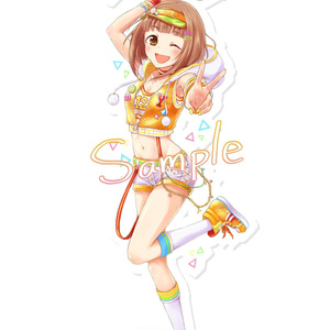 SSR喜多見柚アクリルフィギュア