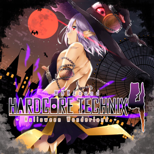 HARDCORE TECHNIX4 -Halloween Wonderland-