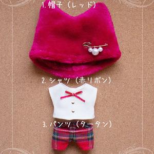 ぬい服★クリスマス