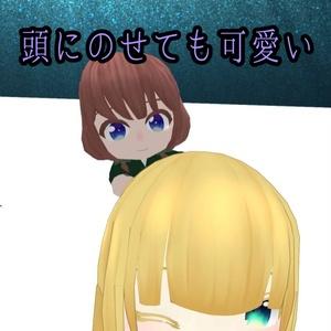 [Vケット3]3Dモデル ロゼッタ