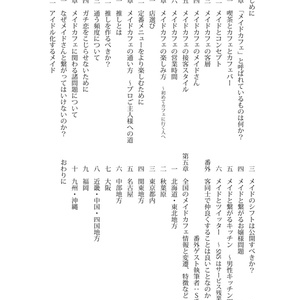 【電子書籍版】メイドカフェってなんだ? Vol.1