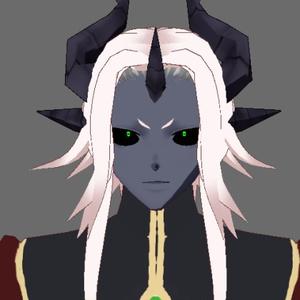 【VRoid】マッサークルヘアー【ヘアプリセット】