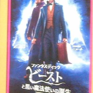 映画感想『ファンタスティックビーストと黒い魔法使いの誕生』