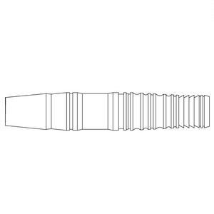 【ロゴなし】INUBIS すけぽよバレル I型トルピードタイプ