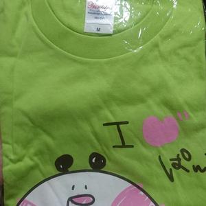 I♡ぱんだTシャツ