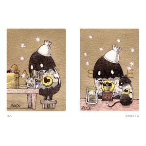【イラスト集】Coffee Party