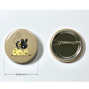 【缶バッジ/44mm】Mouse