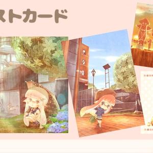 ポストカード各¥100
